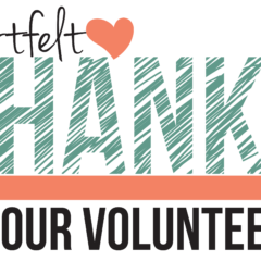Volunteer Appreciation