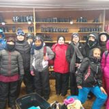 Winter Fun for 6th Grade at Outdoor Lab