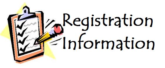 Registration 2019-2020
