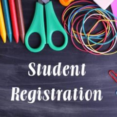 1st Round 2021-2022 Registration Now Open